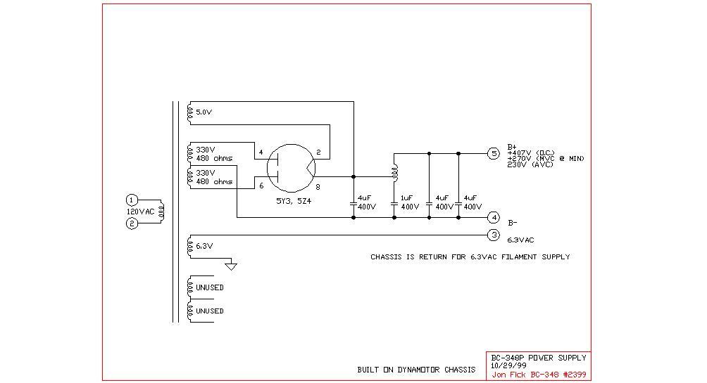wiring half hot schematic bc 348 p shortwave receiver photos and schematics  bc 348 p shortwave receiver photos and schematics